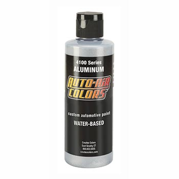 Auto-Air Colors 4101 - Auto Air Aluminum Fine