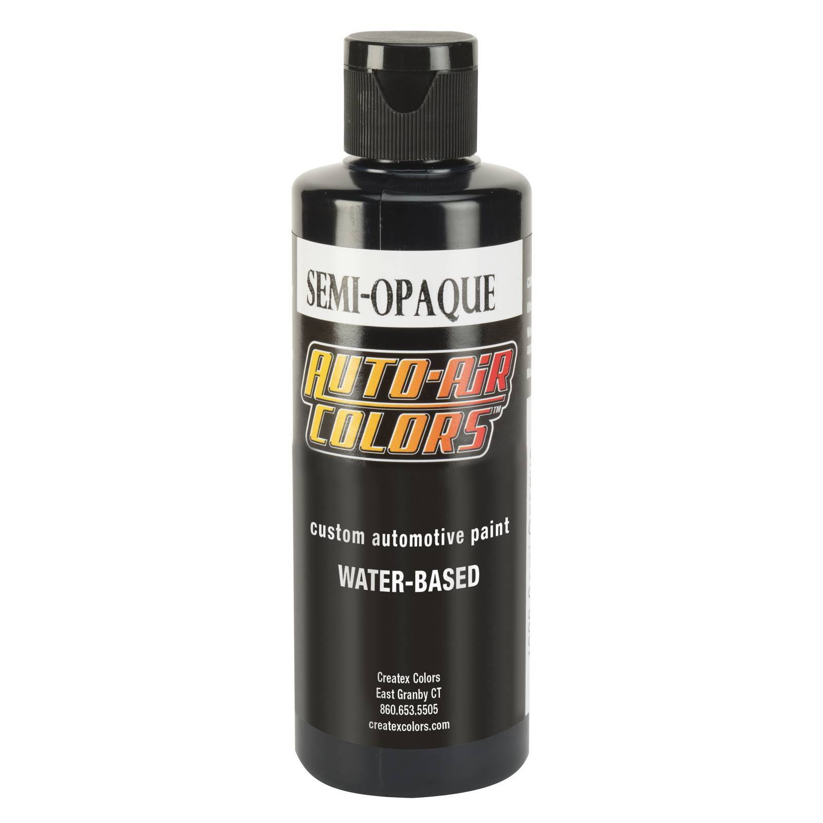 Auto-Air Colors 4220 Semi Opaque Deep Black